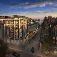 HFF invests €126.7m in London mixed-use project (GB)