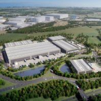 St. Modwen begins largest-ever speculative logistics build (GB)