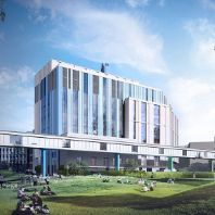 VINCI starts work on new €115.6m  Birmingham hospital (GB)