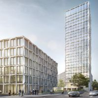 Union Investment acquires Neuer Kanzlerplatz complex in Bonn (DE)