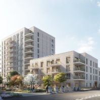 Wates submits first phase of London housing scheme (GB)