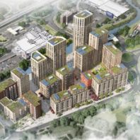 Weston Homes secures planning for new €394m London urban village (GB)