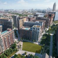 Henderson Park and Greystar invest in €113.4m London housing scheme (GB)