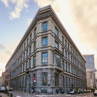 CBRE GI acquires Mondrian building in Brussels for €131.5m (BE)