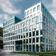 CBRE GI acquires prime office building in Prague (CZ)