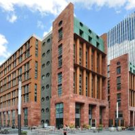 CBRE GI acquires prime office building in Amsterdam (NL)