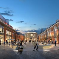 The Cornhill Quarter expands its retail offer (GB)