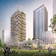 Union Investment takes over the Y-Towers scheme in Amsterdam (NL)