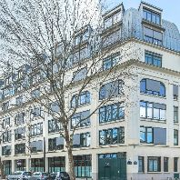 CBRE GI acquire Paris office building (FR)