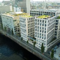Hines acquires Frankfurt office property for €114m (DE)