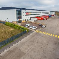 WP Carey acquires €34m UK logistics scheme