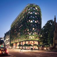 City Corporation approves plans for London's greenest building (GB)
