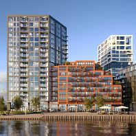 Hines acquires Amsterdam mixed-use scheme (NL)