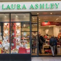 Laura Ashley goes into administration (GB)