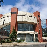 Harrogate Convention Centre converted into Covid-19 hospital (GB)