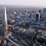 City of London ranked top for long term business attractiveness (GB)