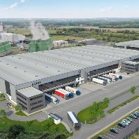 Hines develops logistics center in Hamm (DE)
