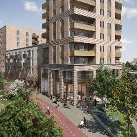 Wates submits plans for €1.12bn east London regeneration project (GB)