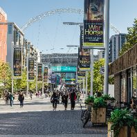 Quintain to create Wembley Park alfresco dining destination (GB)