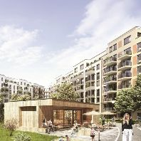 Hines unveils plans for future-oriented Berlin city quarter (DE)