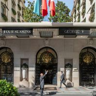 Four Seasons Hotel George V Paris unveils reopening plans (FR)