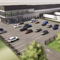 Garbe acquires distribution centre in the Netherlands
