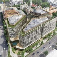 Skanska invests €65m in Budapest office complex (HU)