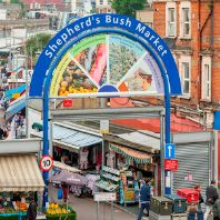 Yoo Capital and U+I partner for Shepherd's Bush Market regeneration (GB)