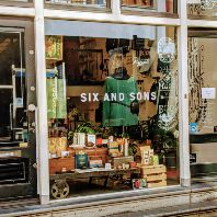 Six and Sons sustainable pop-up store to open in London with Sook (GB)