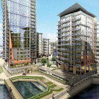 Comer Homes secures €40m for Mast Quay resi scheme (GB)