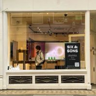 Six & Sons sustainable pop-up concept opens in London (GB)