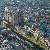 Mayor of London approves Bishopsgate Goodsyard regeneration (GB)