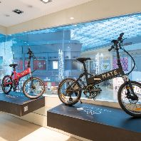 Mate.Bike opens a pop-up at Bullring & Grand Central (GB)