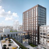 Apache Capital and Harrison Street to fund Glasgow BtR scheme (GB)
