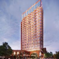 IHG unveils plans for Nottingham's Island Quarter (GB)