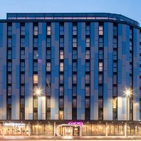 Cycas opens Marriott's first UK dual-brand hotel