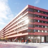 Amro acquires Pamplona student housing scheme (ES)