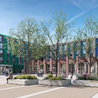 Balfour to deliver €152.4m Royal Holloway student village (GB)
