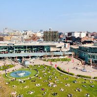Liverpool ONE doubles its outdoor seating capacity ahead of reopening (GB)