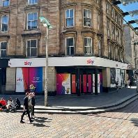 Sky expands its retail presence with Glasgow store (GB)