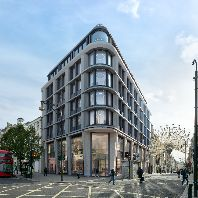 Hines secures planning for Oxford Street mixed-use scheme (GB)