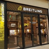 Breitling makes a debut at St David's (GB)