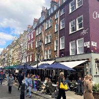 St Christopher's Place expands its F&B offer (GB)