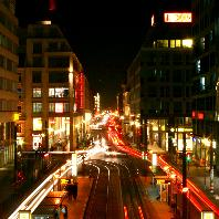 berlin night image