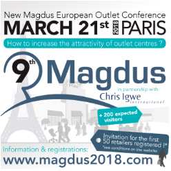 The 9th Magdus European Outlet Conference
