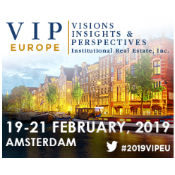 2019 Visions, Insights & Perspectives (VIP) Europe