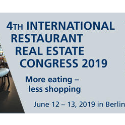4th International Restaurant Real Estate Congress