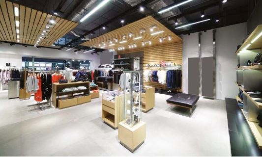 Effective Retail space