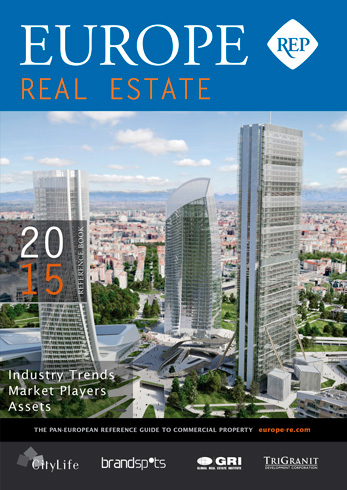 Europe Real Estate 2015 book cover