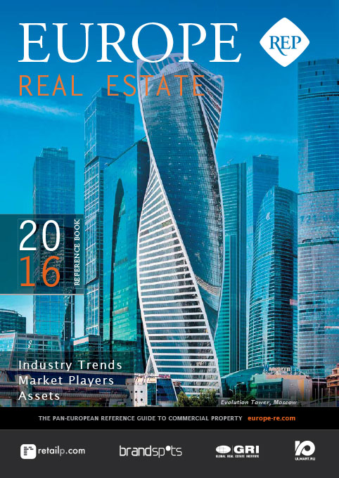 Europe Real Estate 2016 cover image